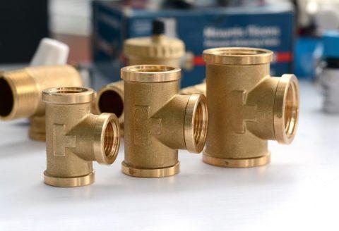 Pourquoi utiliser des raccords en cuivre dans notre plomberie ?