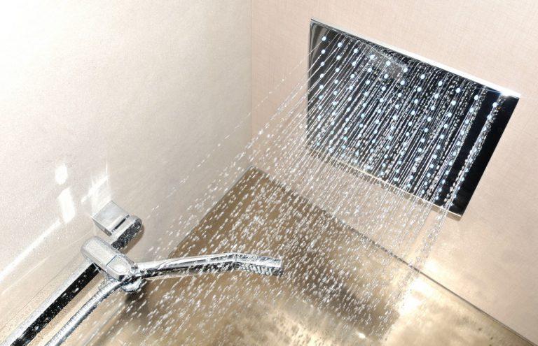 Les différents types de douches