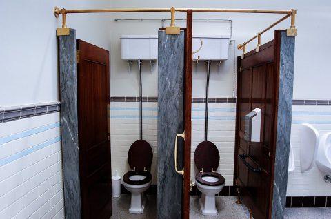Les produits d'entretien et nettoyage pour sanitaires