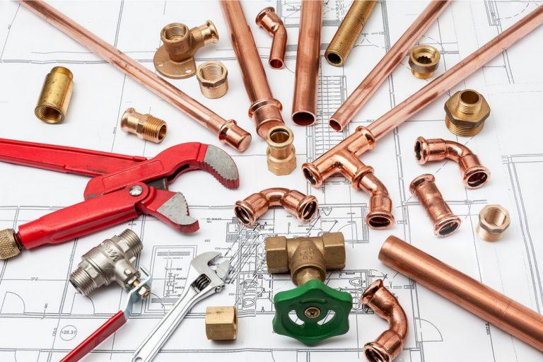 Les différents diamètres des tuyaux en plomberie