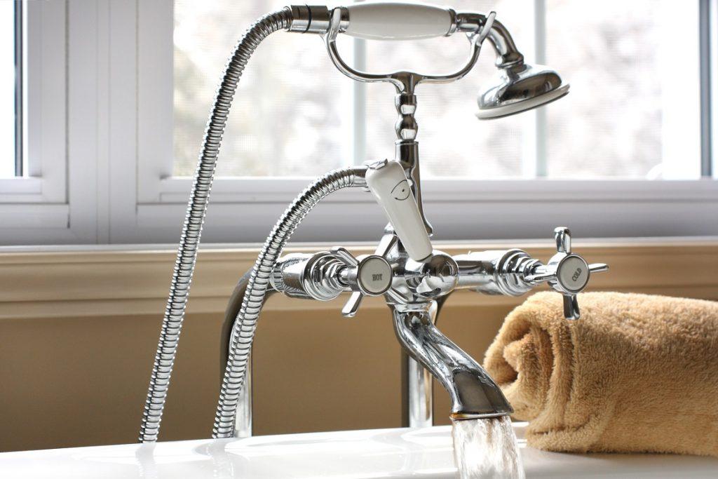 robinetterie de bain